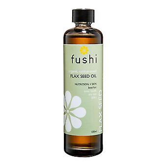 Fushi Wellbeing Organic Flax seed Oil 100ml (F0010406)