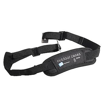 B&W Carrying Strap CS per custodie all'aperto, tipo 2000