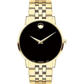 Movado 0607203 Museum Classic Heren Horloge