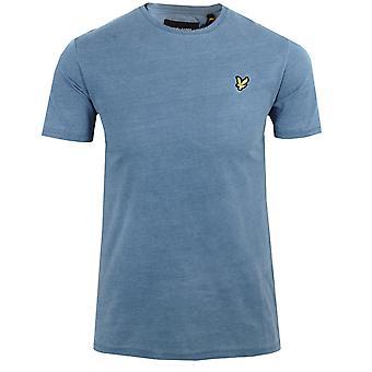 Lyle & scott men's light indigo t-shirt