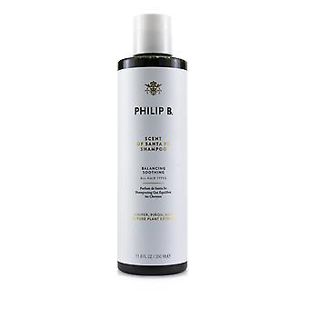 Scent of santa fe shampoo (balancing soothing all hair types) 226033 350ml/11.8oz