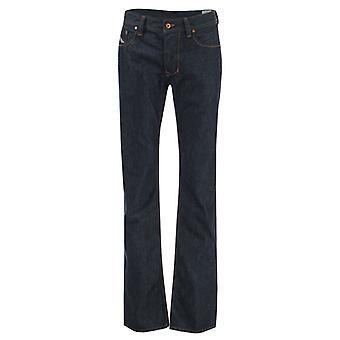 Men's Diesel Larkee Straight Leg Jeans in Blue
