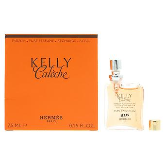 Hermes Kelly Caleche Pure Perfume 75ml Refill Spray For Her