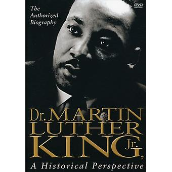 Dr. Martin Luther King Jr. Historical Perspective [DVD] USA import