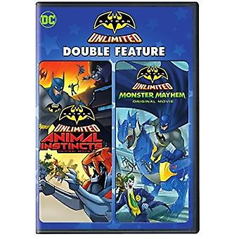 Batman Unlimited: Animal Instincts / Batman [DVD] USA import