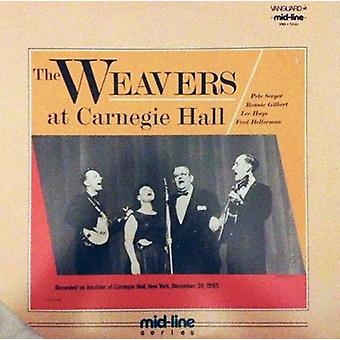 Weavers - At Carnegie Hall Complete [CD] USA import