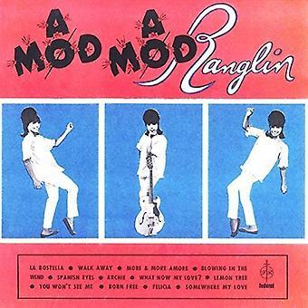 Ernest Ranglin - Mod Mod Ranglin [CD] USA import