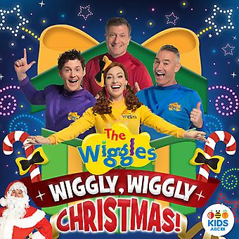 Wiggles - Wiggly Wiggly Christmas! [CD] USA import