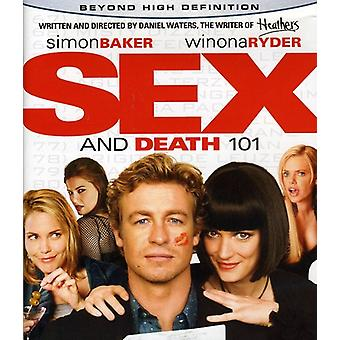 Sex & Death 101 [BLU-RAY] USA import