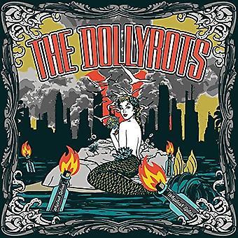 Dollyrots - Whiplash Splash [CD] USA import