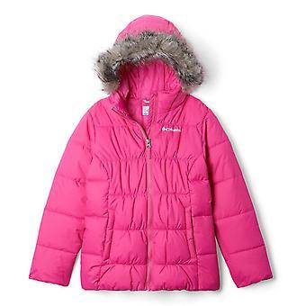 Columbia Kids' Gyroslope Ski Jacket Rosa