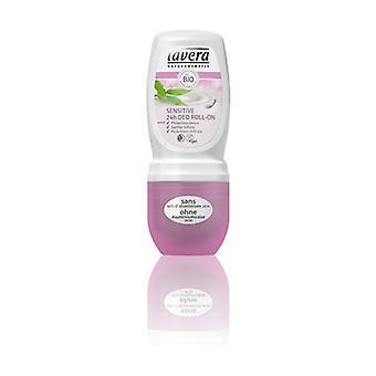 Roll-on Sensitive Deodorant from Aloe Vera and Hamamelis Bio 50 ml