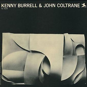 Kenny Burrell & John Coltrane - Kenny Burrell & John Coltrane [CD] USA import