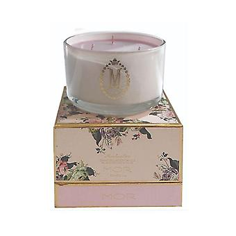 Mor Luxury 3 Wick Candle 600G Marshmallow