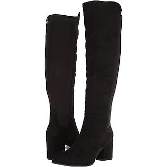 Marc Fisher Womens lecture3 Fabric Closed Toe Knee High Fashion Boots