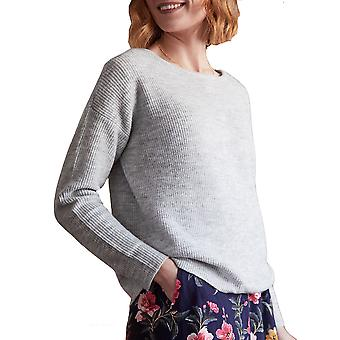 Joules Womens Rosy Wear It Both Ways Reversible Cardigan