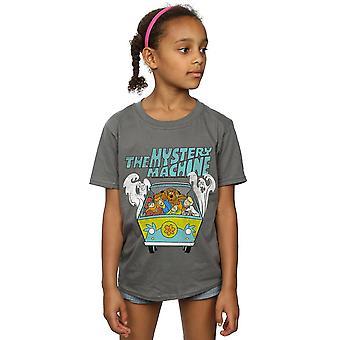 Scooby Doo Girls Mystery Machine T-Shirt