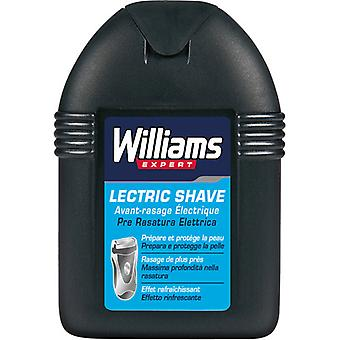 Williams Electric Pre Shave Lotion of 100 ml
