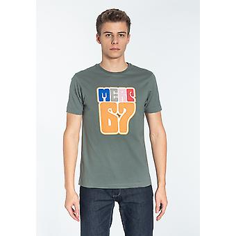 Merc HARE, Men's Cotton T-Shirt with '67 Logo Print