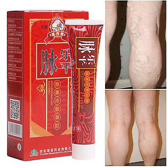 Varicose Veins Treatment Cream Ointment - Vasculitis Angiitis Phlebitis Spider Veins Pain Remedy