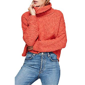 Free People | Big Easy Cowl Neck Crop Sweater
