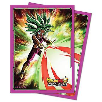 Mangas protetoras de deck Dragon Ball Super V1 65 Mangas