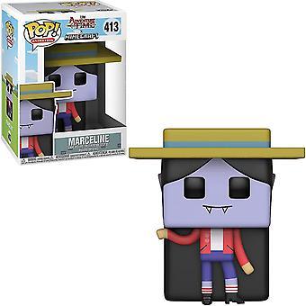 Funko - Animation Adventure Time - Minecraft Marceline POP! Vinyl Kids Toy
