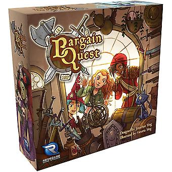 Bargain Quest Board Game