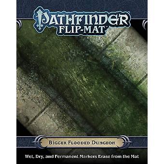 Pathfinder Flip-Mat - Grotere overstroomde Kerker