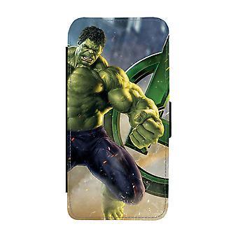 Hulken Samsung Galaxy S9 Plånboksfodral