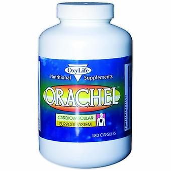Oxylife Products Oxylife Orachel-Cardio, 180 CP EA