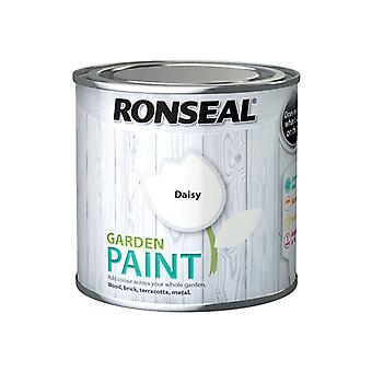 Ronseal Garden Paint Daisy 250ml RSLGPD250