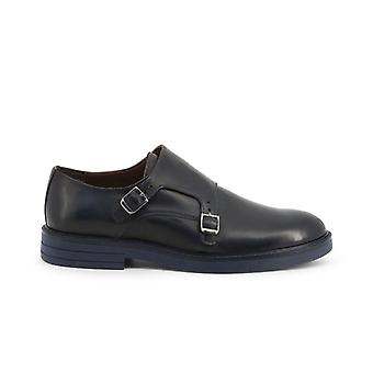 Madrid  cl600 abrasivato men's patent leather low top shoes
