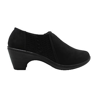 Easy Street Women's Shoes Notch Almond Toe Ankle Fashion Boots