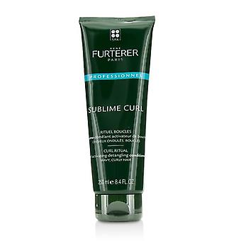 Rene Furterer Sublime Curl Curl Ritual Curl Activating Detangling Conditioner - Wavy, Curly Hair (Salon Product) 250ml/8.4oz