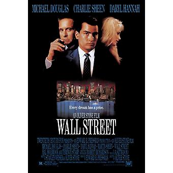Wall Street Movie Poster Print (27 x 40)