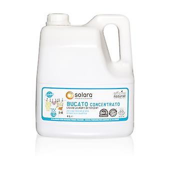 Solara Concentrated hand and machine laundry without perfume 4 L