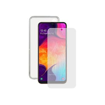 Film Tempered Glass Protector for Portable Phone - Samsung Galaxy A30s/A50 Contact Mobile Phone Case