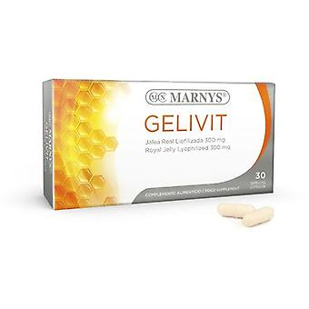 Marnys Gelivit Royal Jelly 30 Capsules