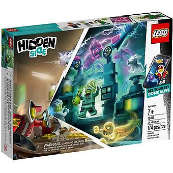 LEGO 70418 J.B. ' s Spooklab
