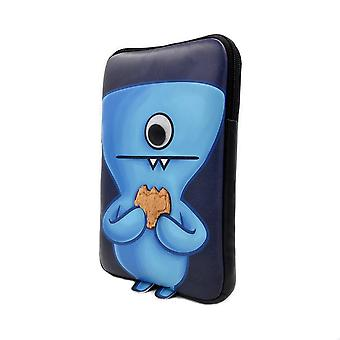 Caseable fire tablet sleeve cover, wedgehead cookie