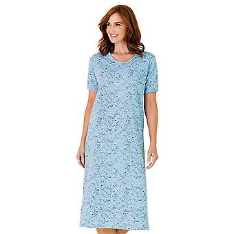 Chums Pack Of 3 Short Sleeve Print Nightdresses