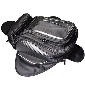 Motorbike Oil Fuel Tank Bag, Magnetic Tank Bike Saddle Bag