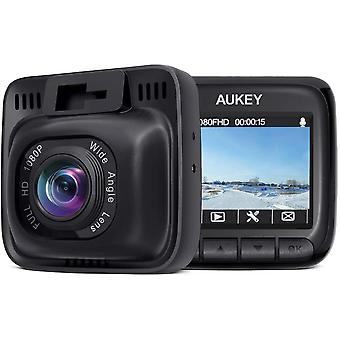 Dash Cam Full HD 1080P Dash Camera for Cars with Supercapacitor