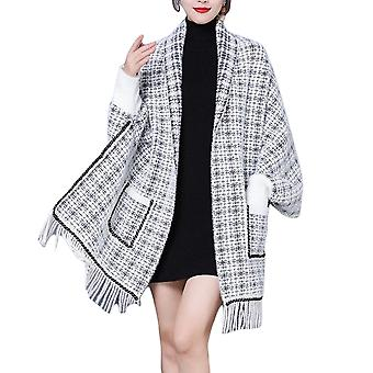 Women's Cashmere Cardigan With Sleeves