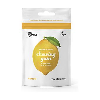 Natural Chewing Gum - Lemon 19 g