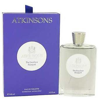 Het Excelsior Bouquet van Atkinsons Eau de Toilette Spray 3,3 oz (vrouwen) V728-529904