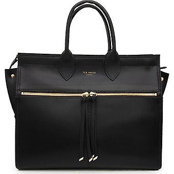 Ted Baker Tassle Detail große Handtasche