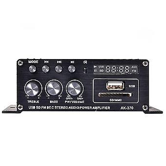 400W dc12v bt vahvistin hifi auton stereo musiikki vastaanotin fm mp3 tehovahvistin