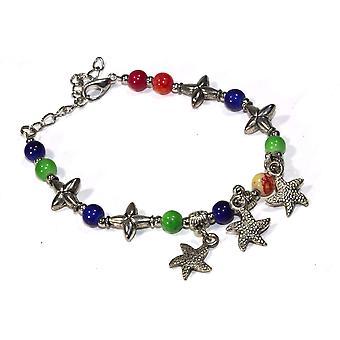 Starfish Charms Bracelet